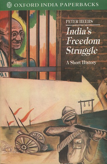 India's Freedom Struggle ISBN 978-0195627985